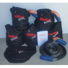 TRUCK TOW ROPE BAG