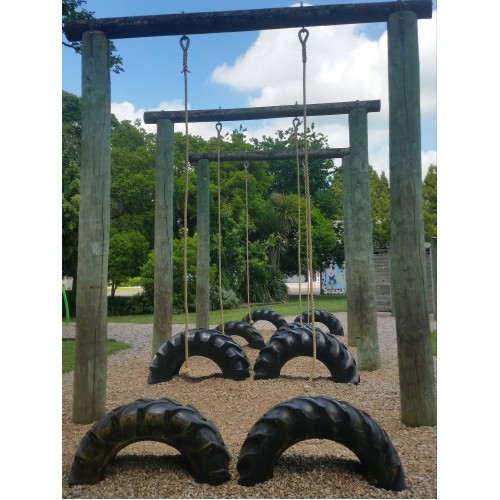 School Rope Swings & Gym Ropes