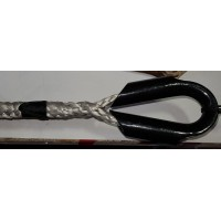 Dyneema rope splicing 2mm to 16mm