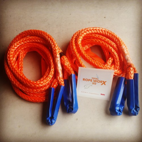 TRACTOR TOW ROPES