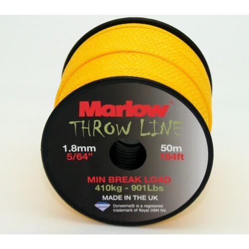 DYNEEMA THROWLINE, 50m mini spool
